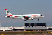 OD-MRN MEA - Middle East Airlines Airbus A320-200 at Malpensa (MXP / LIMC), Milan, Italy