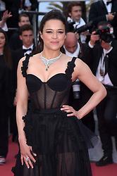 "71st Cannes Film Festival 2018, Red Carpet film ""Blackkklansman"". Pictured: Michelle Rodriguez"