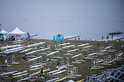 """Sarasota. Florida USA.""""The Shows Over"""" Boat tent area Sunday Last finals day. Sunday Final's Day at the  2017 World Rowing Championships, Nathan Benderson Park<br /> <br /> Sunday  01.10.17   <br /> <br /> [Mandatory Credit. Peter SPURRIER/Intersport Images].<br /> <br /> <br /> NIKON CORPORATION -  NIKON D4S  lens  VR Zoom 70-200mm f/2.8G IF-ED mm. 400 ISO 1/125/sec. f 2.8"""