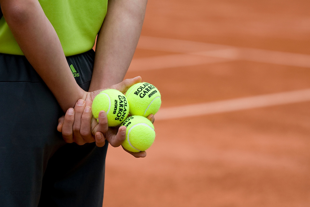 Paris, France. May 27th 2009. .Roland Garros - Tennis French Open. 1st Round..