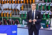 Guido Giovannetti<br /> Banco di Sardegna Dinamo Sassari - Dolomiti Energia Aquila Trento<br /> Legabasket serie A LBA PosteMobile 2017/2018<br /> Sassari, 07/01/2018<br /> Foto L.Canu / Ciamillo-Castoria