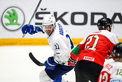 Anze Kopitar of Slovenia during ice hockey match between Hunngary and Kazakhstan at IIHF World Championship DIV. I Group A Kazakhstan 2019, on May 3, 2019 in Barys Arena, Nur-Sultan, Kazakhstan. Photo by Matic Klansek Velej / Sportida