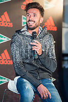Chema Martinez attends to presentation of new Athletics Z.N.E. Pulse by Adidas in Madrid, Spain September 28, 2017. (ALTERPHOTOS/Borja B.Hojas)