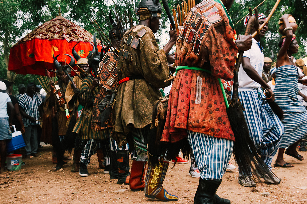 Yam Festival Traditional Dance by Antoinette Dumegah