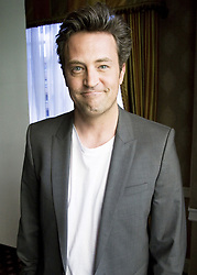 April 5, 2009 - Hollywood, California, U.S. - Actor Matthew Perry of the film ''17 Again'' (Credit Image: © Armando Gallo/ZUMA Studio)