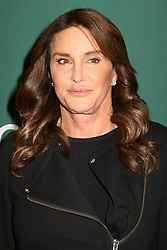 """Caitlyn Jenner signs copies of her new book """"The Secrets Of My Life"""" at Barnes and Noble Union Square in New York, 26 April 2017"""