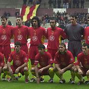 Turkish Soccer...<br /> Turkish Soccer Super League team Malatyaspor. Malatya/TURKEY<br /> Photo by Aykut AKICI/TurkSporFoto