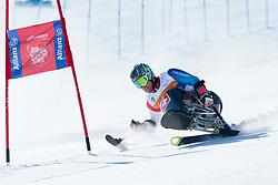 KUNZ Christoph, SUI, Giant Slalom, 2013 IPC Alpine Skiing World Championships, La Molina, Spain