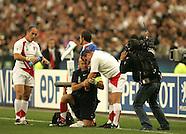 England vs South Africa RWC2007 Pool match