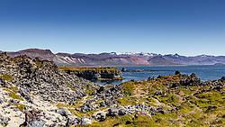 THEMENBILD -Hellnar Arnarstapi, aufgenommen am 14. Juni 2019 in Island //Hellnar Arnarstapi, Iceland on 2019/06/14. EXPA Pictures © 2019, PhotoCredit: EXPA/ Peter Rinderer