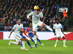 December 26, 2018 - London, England, United Kingdom - London, England - 26 December, 2018.Cardiff City's Sean Morrison.during English Premier League between Crystal Palace and Cardiff City at Selhurst Park stadium , London, England on 26 Dec 2018. (Credit Image: © Action Foto Sport/NurPhoto via ZUMA Press)