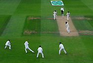 Moeen Ali of England is dropped in the slips by KL Rahul of India during day 3 of the 5th test match of the International Test Match 2018 match between England and India at the Oval, London, United Kingdom on 9 September 2018.