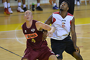 DESCRIZIONE : Viadana Trofeo del 50' esimo Lega A 2014-15 Virtus Roma vs Umana Venezia<br /> GIOCATORE : Peric Hrvoje<br /> CATEGORIA : Tagliafuori<br /> SQUADRA : Umana Venezia<br /> EVENTO :Torneo del 50'esimo<br /> GARA : Virtus Roma  vs  Umana Venezia<br /> DATA : 12/09/2014 <br /> SPORT : Pallacanestro <br /> AUTORE : Agenzia Ciamillo-Castoria/I.Mancini<br /> Galleria : Lega Basket A 2014-2015 Fotonotizia : Torneo del 50'esimo Lega A 2014-15 Virtus Roma vs Umana Venezia <br /> Predefinita :
