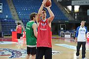 DESCRIZIONE : Pesaro allenamento All star game 2012 <br /> GIOCATORE : Achille Polonara <br /> CATEGORIA : tiro<br /> SQUADRA : Italia<br /> EVENTO : All star game 2012<br /> GARA : allenamento Italia<br /> DATA : 09/03/2012<br /> SPORT : Pallacanestro <br /> AUTORE : Agenzia Ciamillo-Castoria/GiulioCiamillo<br /> Galleria : Campionato di basket 2011-2012<br /> Fotonotizia : Pesaro Campionato di Basket 2011-12 allenamento All star game 2012<br /> Predefinita :