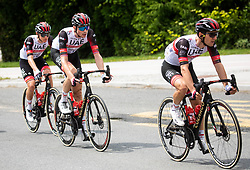 Jan POLANC of UAE TEAM EMIRATES during 2nd Stage of 27th Tour of Slovenia 2021 cycling race between Zalec and Celje (147 km), on June 10, 2021 in Slovenia. Photo by Vid Ponikvar / Sportida