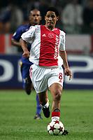 Amsterdam 15-09-04<br /> <br /> Champions League 2004-05<br /> <br /> Ajax-Juventus 0-1<br /> <br /> nella  foto Steven Pienaar Ajax<br /> <br /> Foto Snapshot / Graffiti