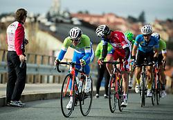 POLANC Jan (SLO) of Slovenian National Team, GOLČER Jure (SLO) of Adria Mobil during the UCI Class 1.2 professional race 4th Grand Prix Izola, on February 26, 2017 in Izola / Isola, Slovenia. Photo by Vid Ponikvar / Sportida
