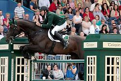 McMahon Clement (IRL) - Pacino<br /> Dublin Horse Show 2012<br /> © Hippo Foto - Beatrice Scudo