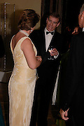 Jane Saltmarsh and Prince Andrew. Fundraising Ball at the Royal academy. Piccadilly. 20 June 2005. ONE TIME USE ONLY - DO NOT ARCHIVE  © Copyright Photograph by Dafydd Jones 66 Stockwell Park Rd. London SW9 0DA Tel 020 7733 0108 www.dafjones.com
