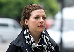 © London News Pictures. 29/05/2013. London, UK. Former Whitehall editor of The Sun Newspaper, CLODAGH HARTLEY leaving Westminster Magistrates court where she faces charges of conspiracy to commit misconduct in public office over allegations that The Sun newspaper paid £17,475 to HMRC press officer Jonathan Hall. Photo credit: Ben Cawthra/LNP
