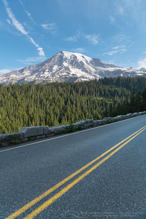 Paradise Road Mount Rainier National Park