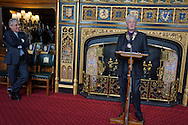 Paul Roberson, Chairman of THE BRITISH WATCH & CLOCKMAKERS' GUILD and chief clockmaker for the Houses of Parliament, Westminster, UK.