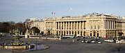 Hôtel de Crillon in Place de la Concorde, Paris, France