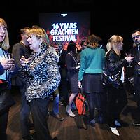 Nederland, Amsterdam , 30 november 2011..bijeenkomst citymarketeers over jaar 2013 dat is namelijk een jubeljaar in felix merites..rechts Frans van der Avert, directeur City Marketing Metropool Amsterdam..Foto:Jean-Pierre Jans