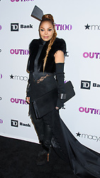 Janet Jackson Honored at OUT 100 Awards Gala at The Altman Building, New York City. 09 Nov 2017 Pictured: Janet Jackson. Photo credit: RCF / MEGA TheMegaAgency.com +1 888 505 6342