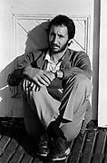 Pete Townsend on the set of Quadophenia Brighton 1980