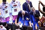 De Raffaele Walter<br /> Grissin Bon Reggio Emilia - Umana Reyer Venezia<br /> Lega Basket Serie A 2019/2020<br /> Reggio Emilia, 22/12/2019<br /> Foto A.Giberti / Ciamillo - Castoria
