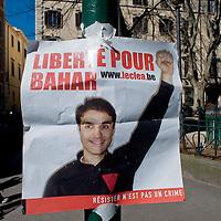 Manifestazione per Bahar Kimyongür