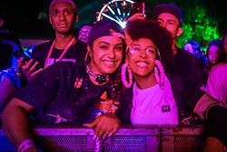 Cristal durante a 25ª edição do Planeta Atlântida. O maior festival de música do Sul do Brasil ocorre nos dias 31 Janeiro e 01 de fevereiro, na SABA, praia de Atlântida, no Litoral Norte do Rio Grande do Sul. FOTO: <br /> Gustavo Granata/ Agência Preview