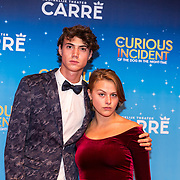 NLD/Amsterdam/20170921 - The Curious Incident - of the dog in the night-time, Niek Roozen en Susan Radder