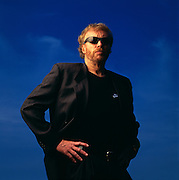 Phil Knight, founder and CEO of Nike photographed at corporate headquarters in Beaverton, Oregon.