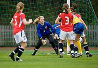 Guro Pettersen. Norway-Sweden, WU17 Four Nation's Tournament. Eerikkilä, Finland, 25.5.2007. Photo: Jussi Eskola