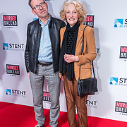 NL/Gouda/20201012 - Premiere Murder Ballad, Gerrie van der Kleij en ........
