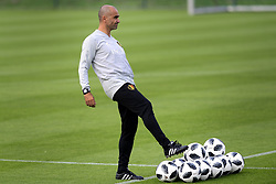 September 4, 2018 - Tubize, Belgique - Roberto Martinez, manager of the Belgium national football team (Credit Image: © Panoramic via ZUMA Press)