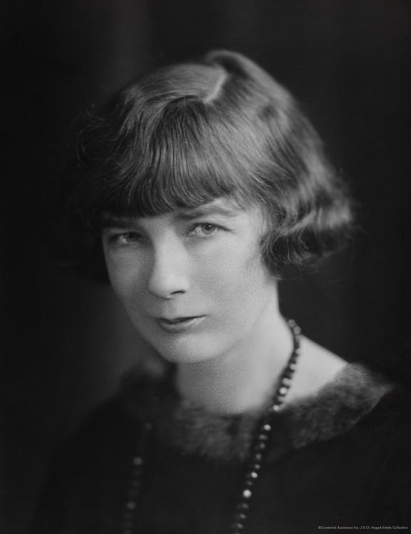 Shelia Kaye-Smith, author, England, UK, 1926
