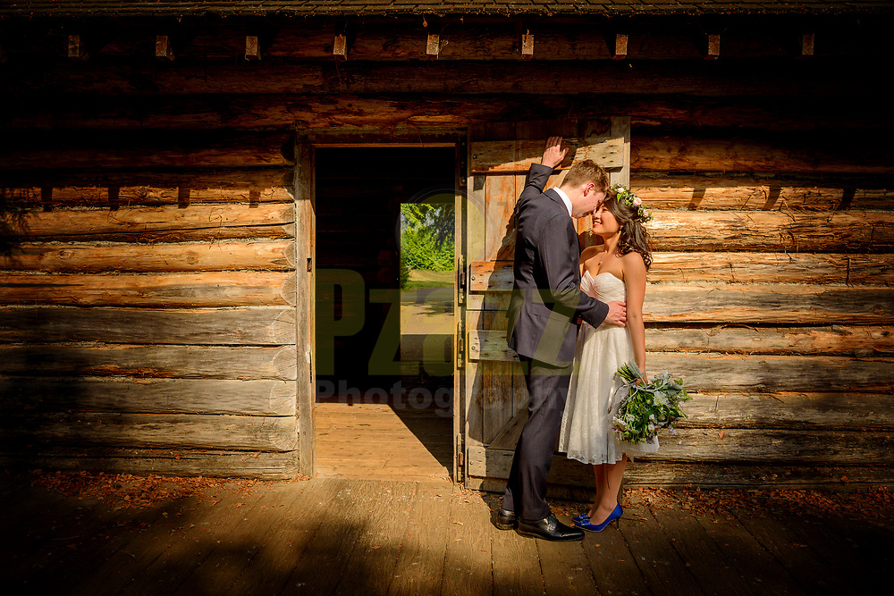 Summer Wedding at the beautiful London Wetland Centre