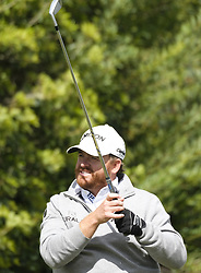 February 17, 2019 - Los Angeles, California, U.S - J.B. Holmes competes in the final round of PGA Tour Genesis Open golf tournament at Riviera Country Club on February 17, 2019 in Pacific Palisades, California. (Credit Image: © Ringo Chiu/ZUMA Wire)