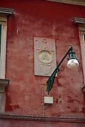 Facade of a building. Venice, Italy