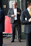 Koning Willem-Alexander en Koningin Máxima en Prinses Beatrix der Nederlanden zijn aanwezig bij de slotviering van 200 jaar Koninkrijk der Nederlanden in Amsterdam. De twee jaar durende viering wordt afgesloten met een bijeenkomst in Koninklijk Theater Carré en met een avond vol optredens op de Amstel.<br /> <br /> King Willem-Alexander and Princess Maxima and Queen Beatrix of the Netherlands to attend the final celebration of 200 years of Kingdom of the Netherlands in Amsterdam. The two-year celebration will end with a meeting in the Royal Theatre Carré and an evening of performances at the Amstel.<br /> <br /> Op de foto / On the Photo: Huub Stapel