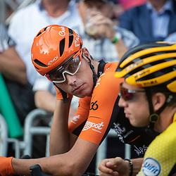 EMMEN (NED) wielrennen <br />Oscar Riesebeek