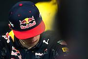 May 25-29, 2016: Monaco Grand Prix. Max Verstappen, Red Bull  FIA Press Conference
