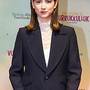 NLD/Amsterdam/20180122 - Filmpremiere Het leven is vurrukkulluk, Romy Louise Lauwers