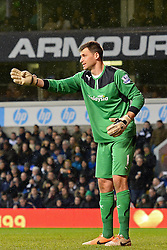 Cardiff's David Marshall  - Photo mandatory by-line: Mitchell Gunn/JMP - Tel: Mobile: 07966 386802 02/03/2014 - SPORT - FOOTBALL - White Hart Lane - London - Tottenham Hotspur v Cardiff City - Premier League