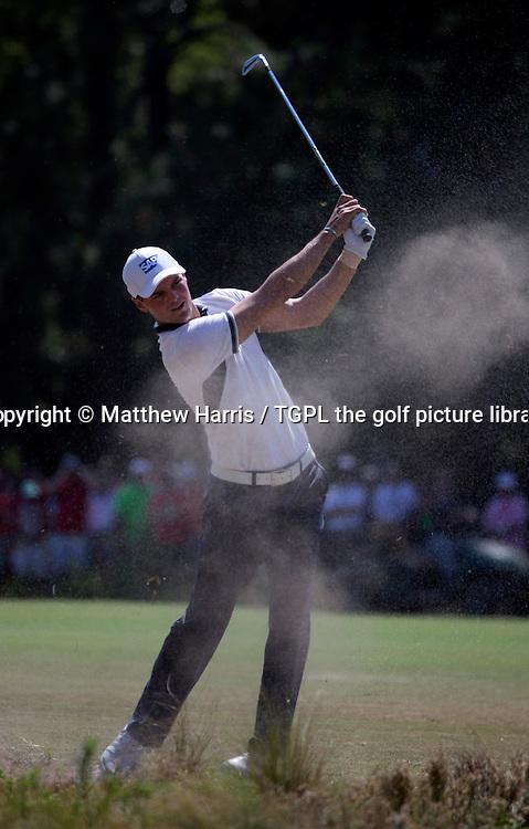 Martin KAYMER (GER) wins his second major during fourth round US Open Championship 2014,Pinehurst No 2,Pinehurst,North Carolina,USA.