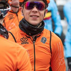 31-03-2019: Wielrennen: Kattekoers: Ieper<br /> Casper van Uden