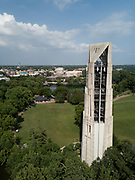 Millennium Carillon in Naperville on Tuesday, July 3, 2018.